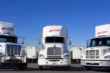 Time Transport Fleet